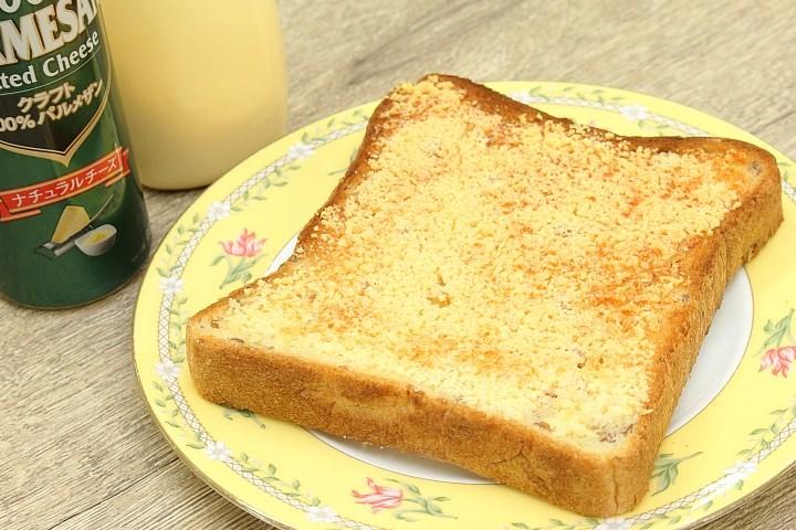 トースト レシピ