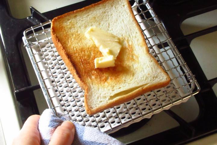 ふだんの研究.1/トーストの色々な焼き方--フライパンや魚焼き ...