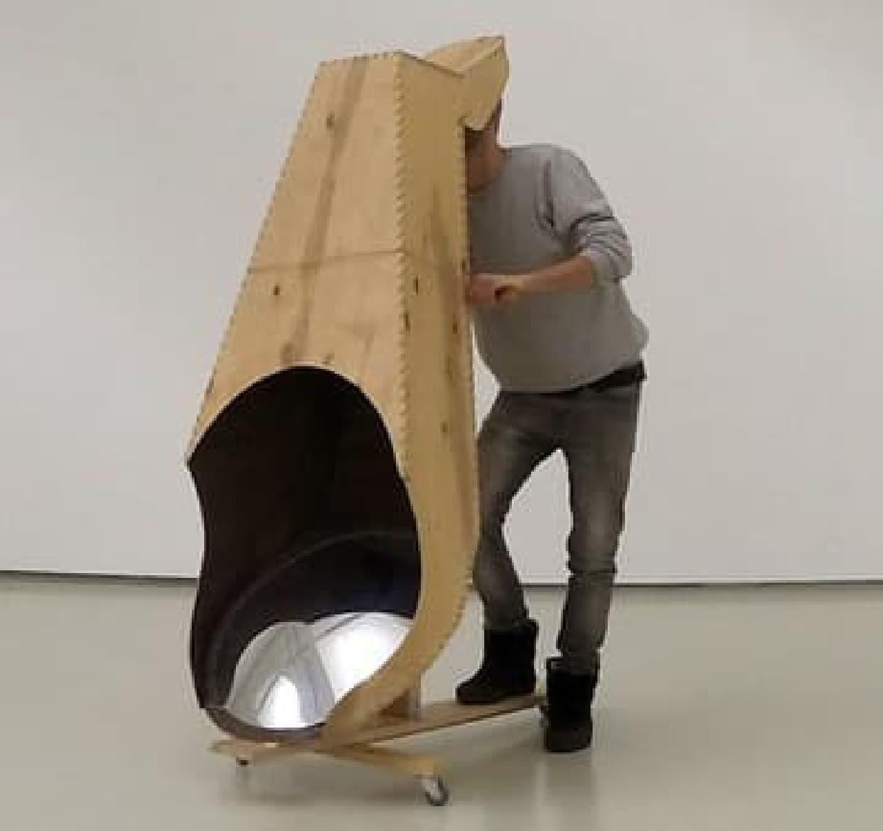 潜望鏡に2,000ポンド(約35万円)払える人って、いるのかな?