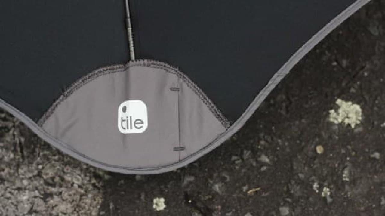 その「Tile」が BLUNT アンブレラに採用されました