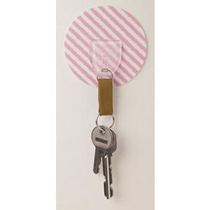 鍵、バッグ、小物、ハンガー、キッチンツールなどをかけて