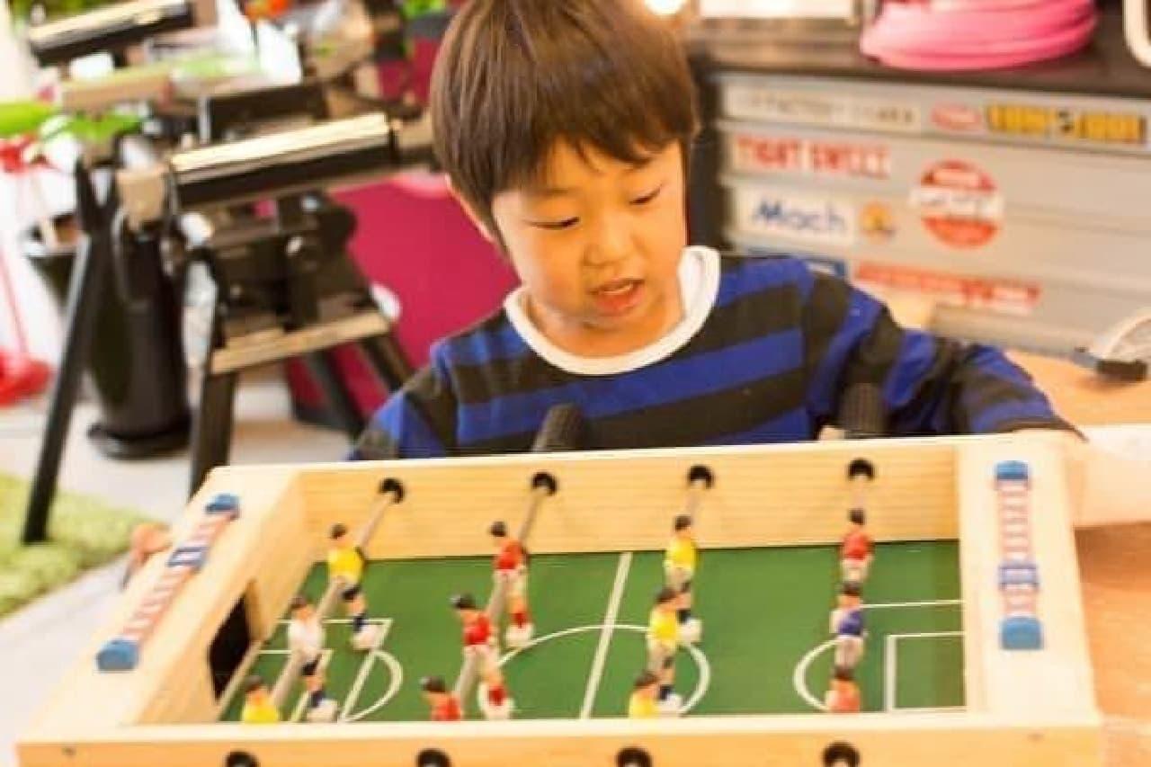 サッカーゲームも作れちゃう!(5,130円)