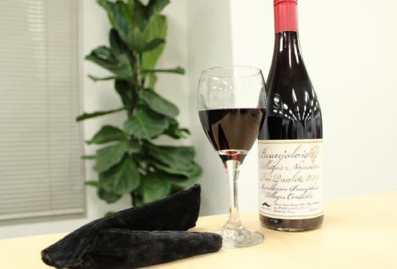 上質なワインはグラスのお手入れから?