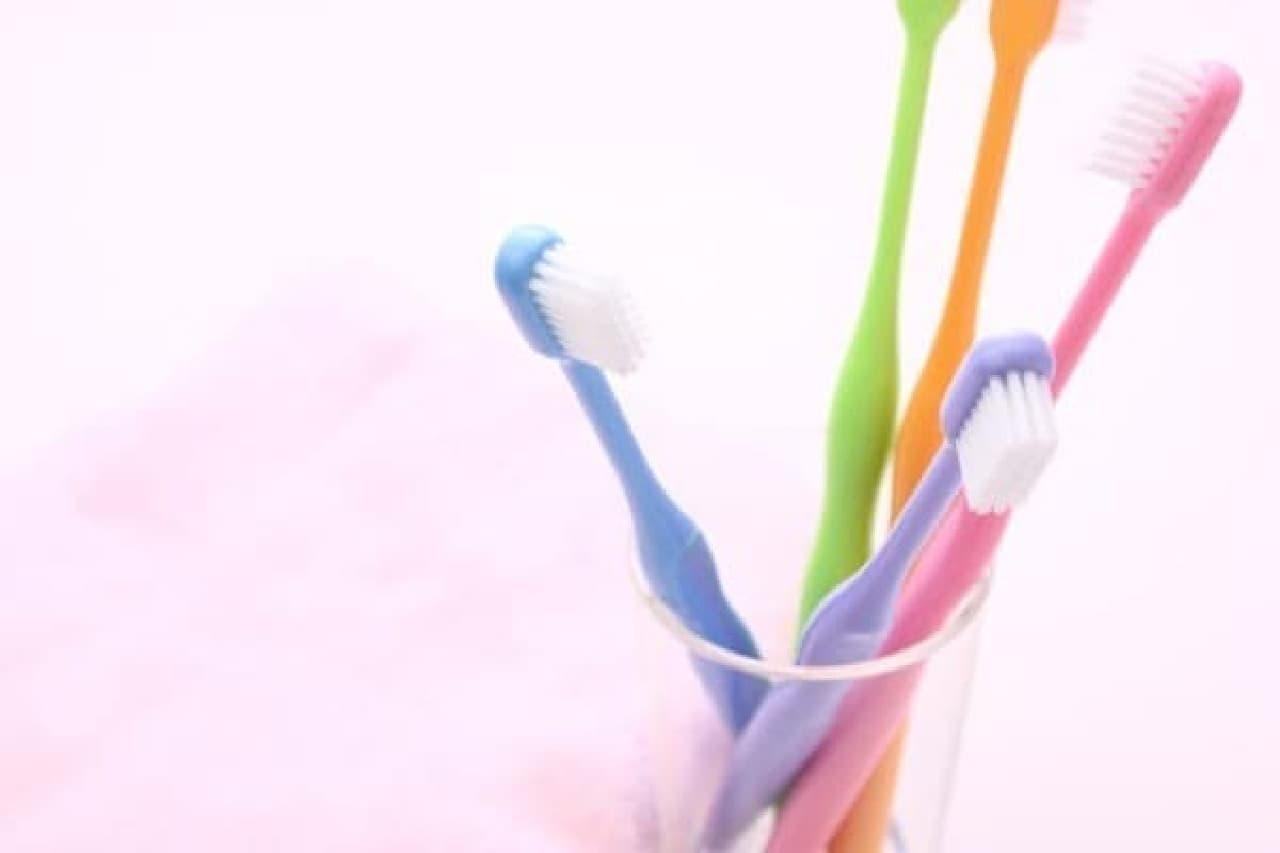 使い古した歯ブラシ、どうしてますか?