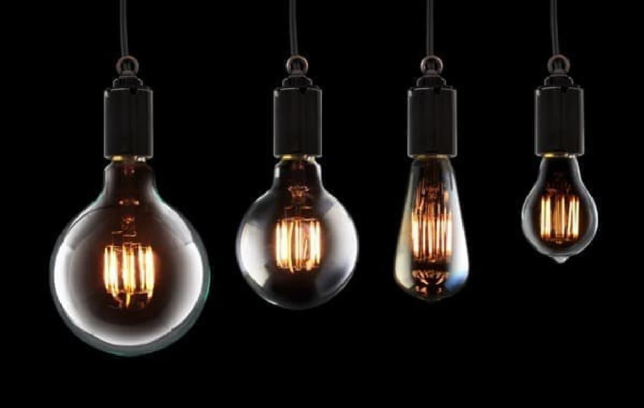 ビートソニックの LED 電球「Siphon(サイフォン)」