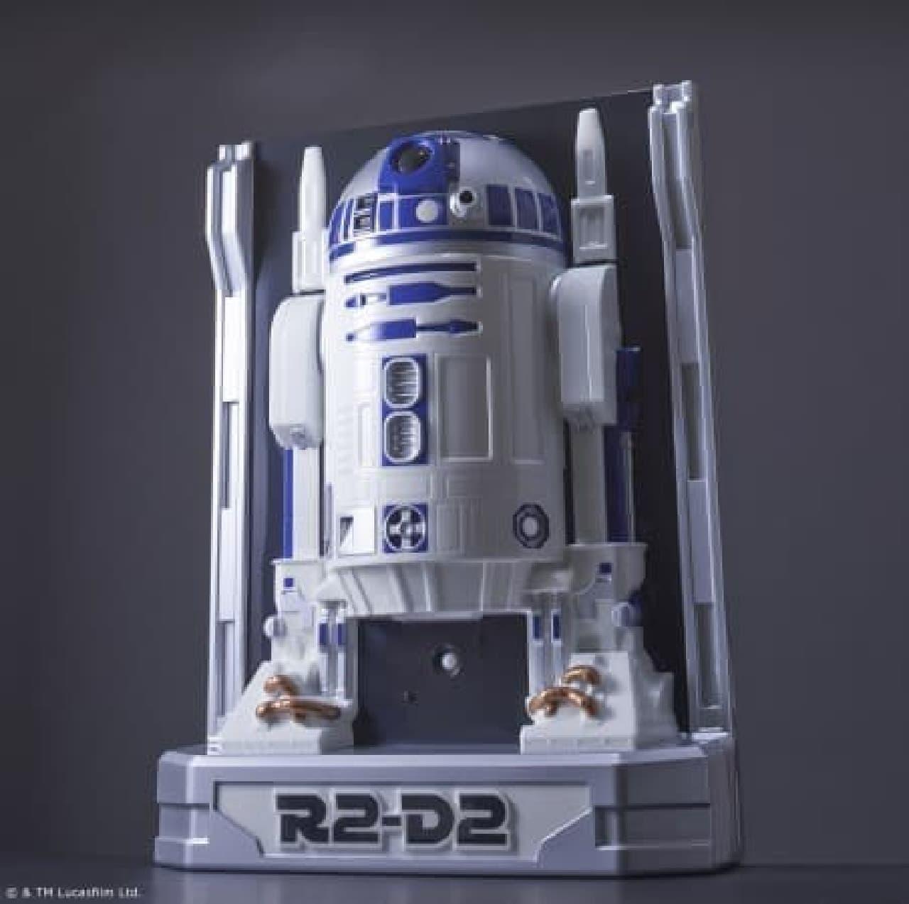 等身大の R2-D2 がやってくる!