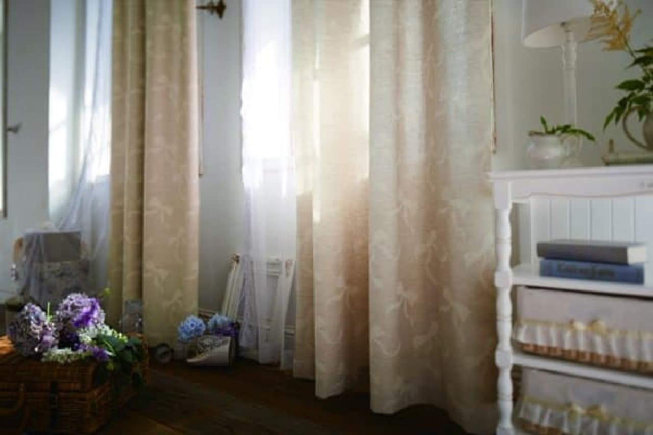 ジャガード織りカーテン VH(7,990円~)