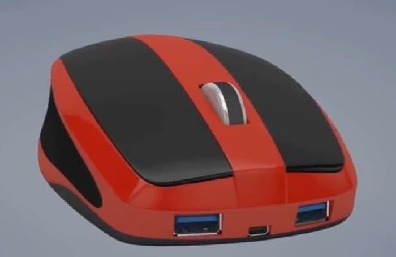 前面に USB3.0 ポートや micro HDMI ポートを装備