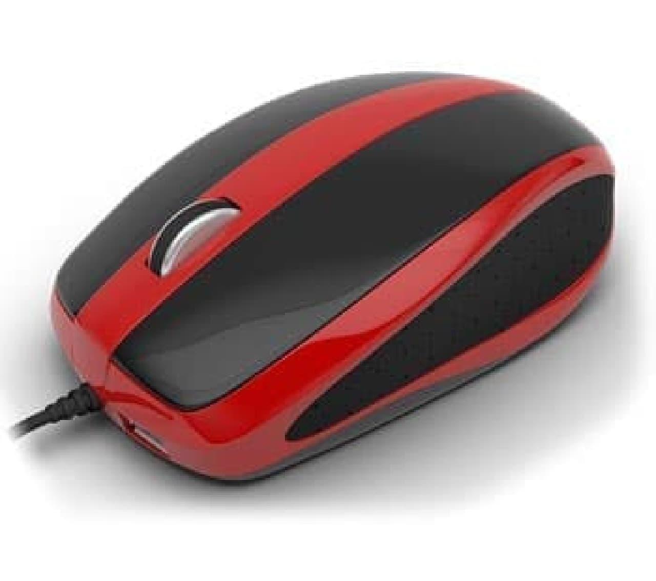 パソコンの機能がすべて詰め込まれた「Mouse-Box」