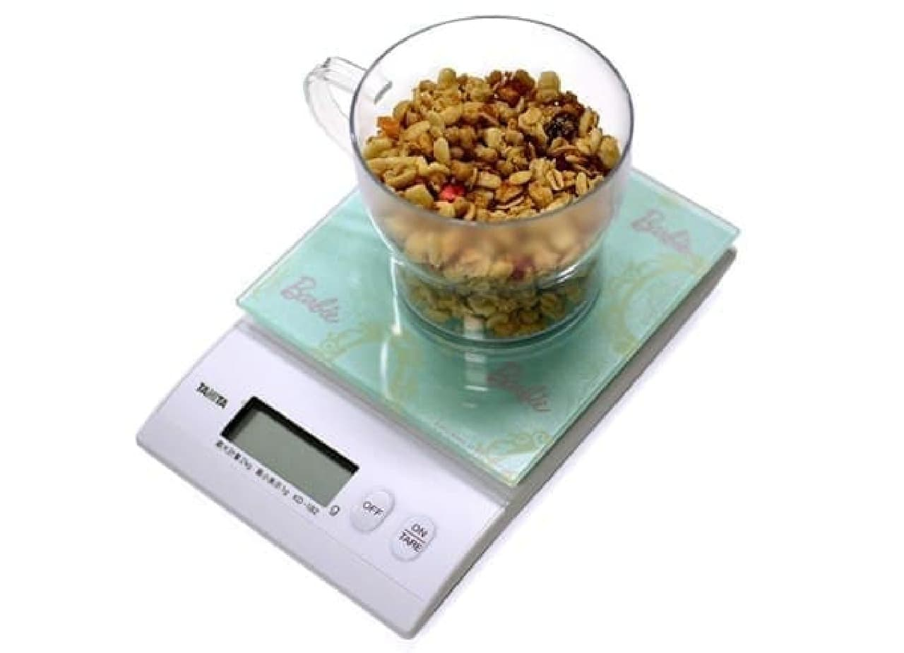 最大2kg まで計測可能