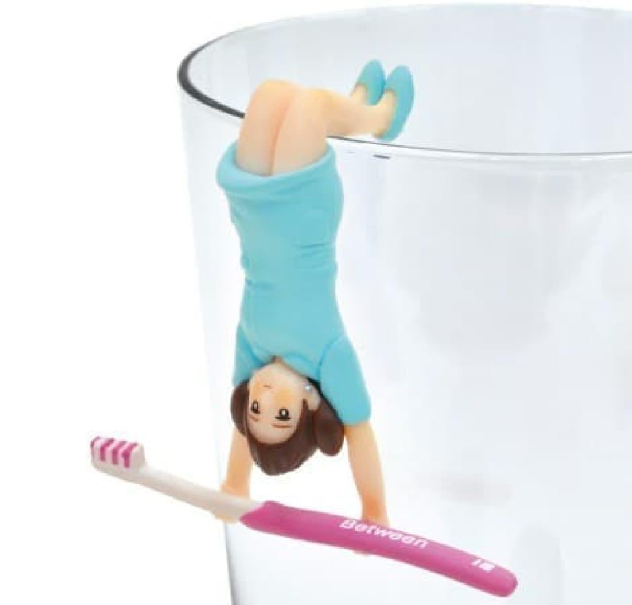 ちゃんと歯を磨いてね~!