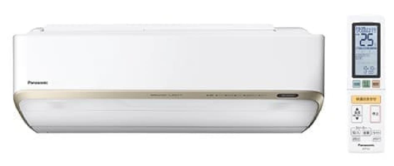 ビッグフラップによる「天井シャワー気流」で快適な空調を提供