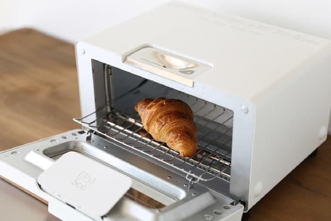それぞれのパンに合った焼き方で