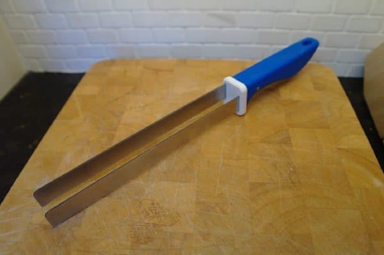 サンドイッチ作りに特化したナイフ「サンドイッチナイフ」