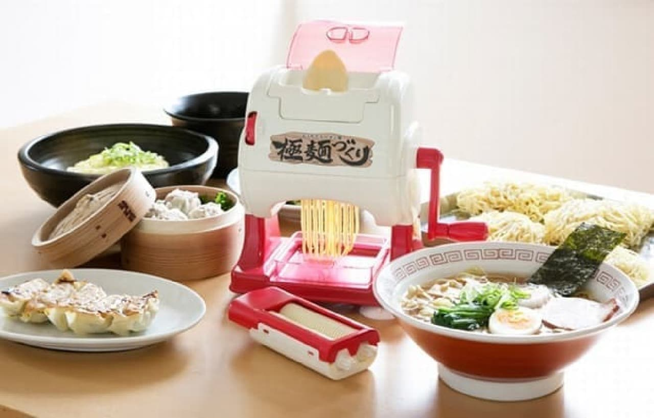 クッキングトイ「~おうちでラーメン屋~極麺(きわめん)づくり」
