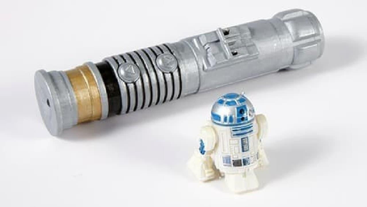 皆大好きR2-D2が極小ロボットに