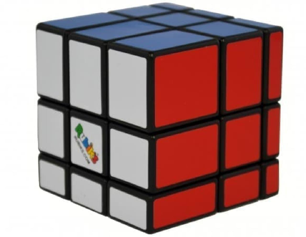 元の立方体に