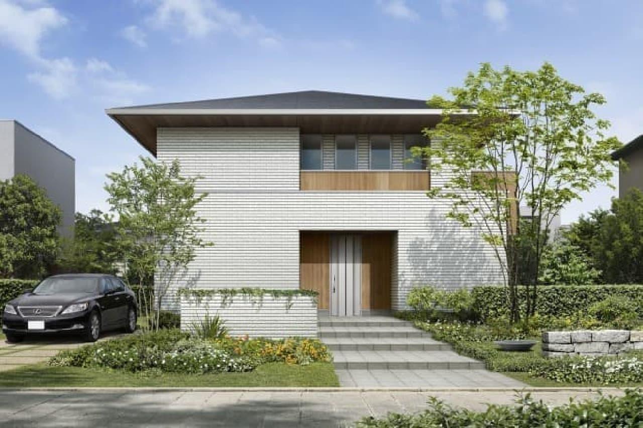 高品質・適正価格をコンセプトにした「住みごこちのいい家」