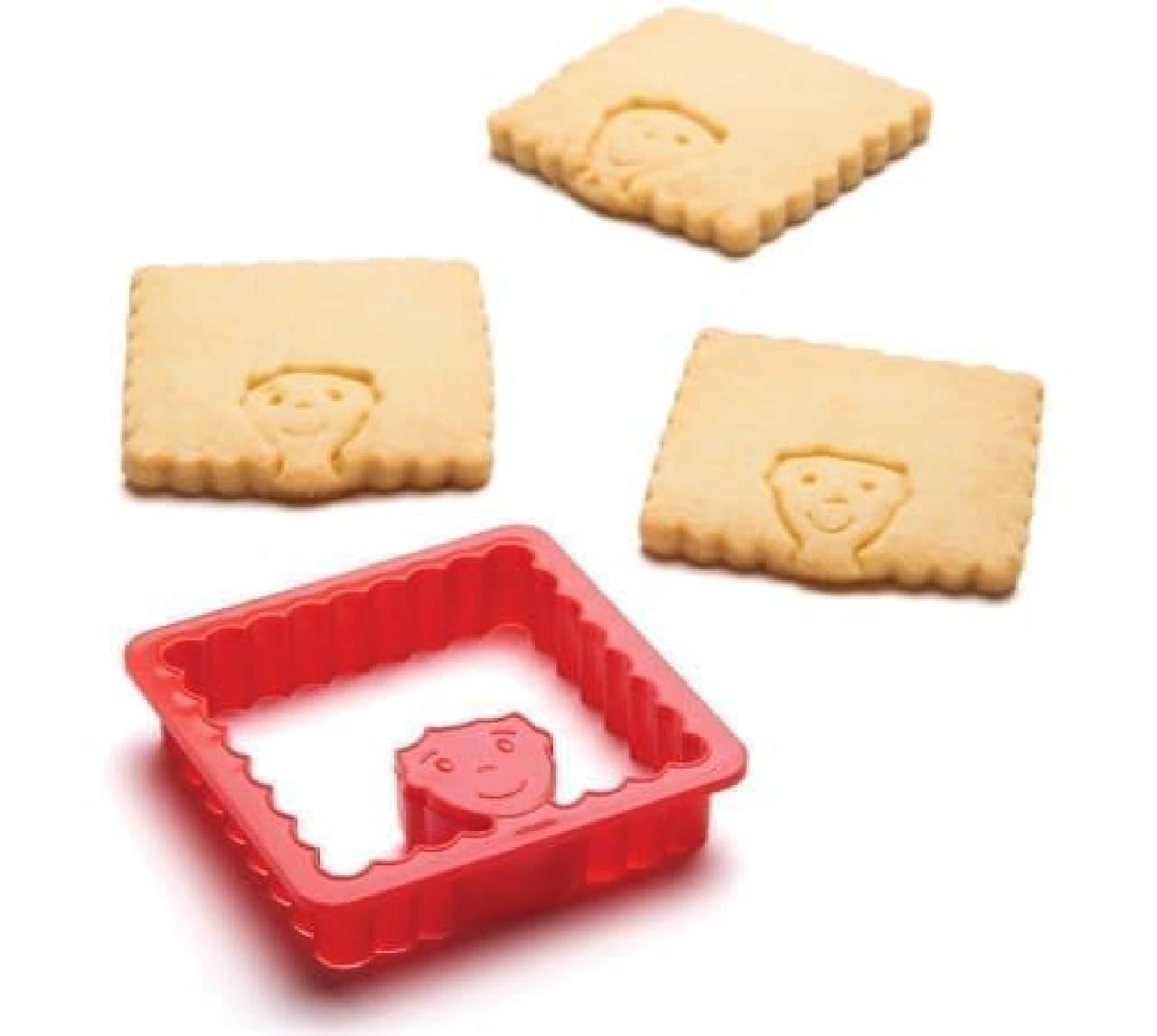 作るのも食べるのも楽しいクッキー型