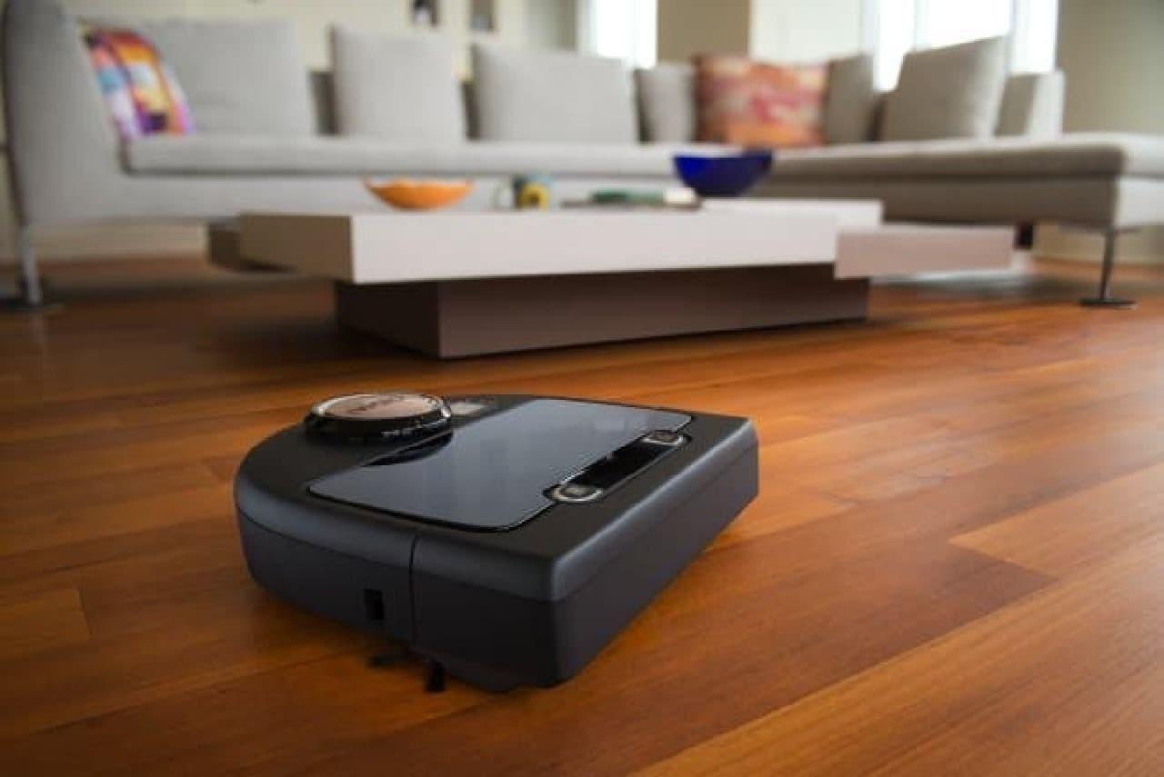 Neatoが米国で発表した新型ロボット掃除機「Botvac Connected」