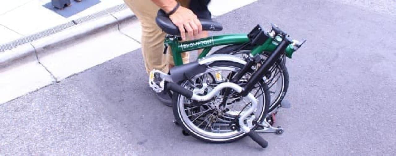 自転車の 代官山 自転車 ショップ : とほぼタイヤサイズの自転車 ...