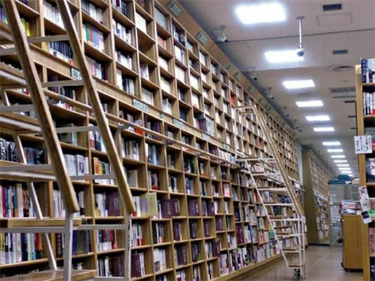 今年の開催場所であるジュンク堂書店 千日前店