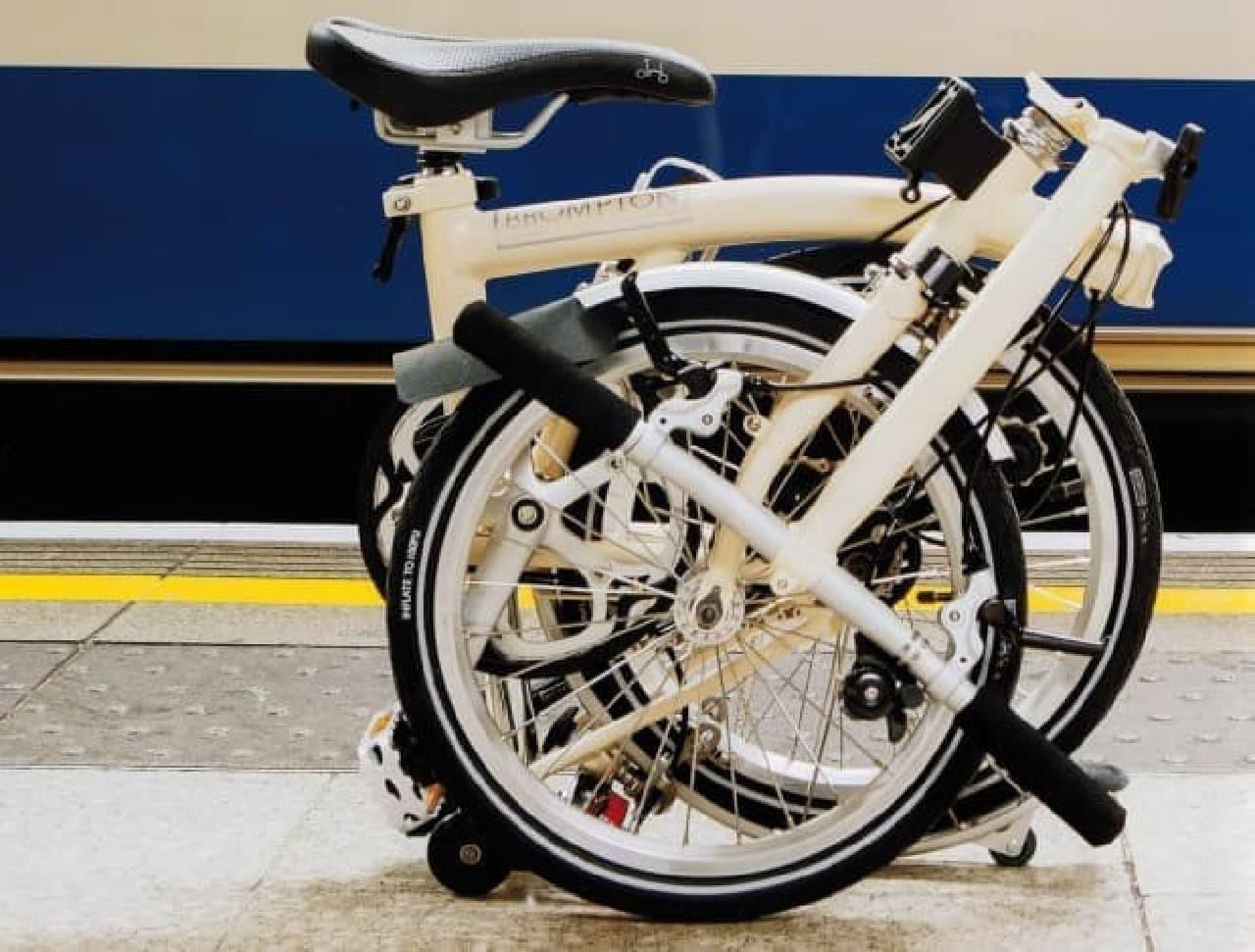自転車 サイズ