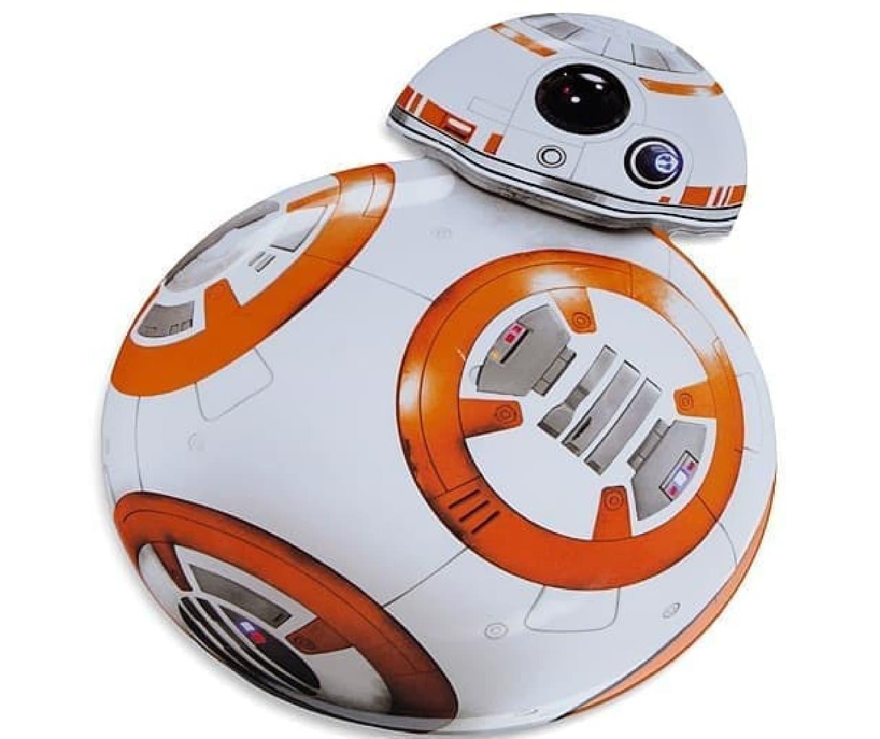 「BB-8」デザインのお皿「Star Wars BB-8 Serving Platter」  実用的ですよ!