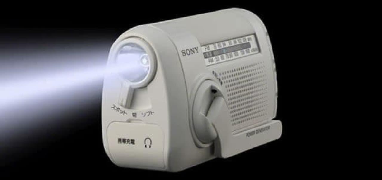 災害時にも役立つワイドFM対応ラジオ5機種発売