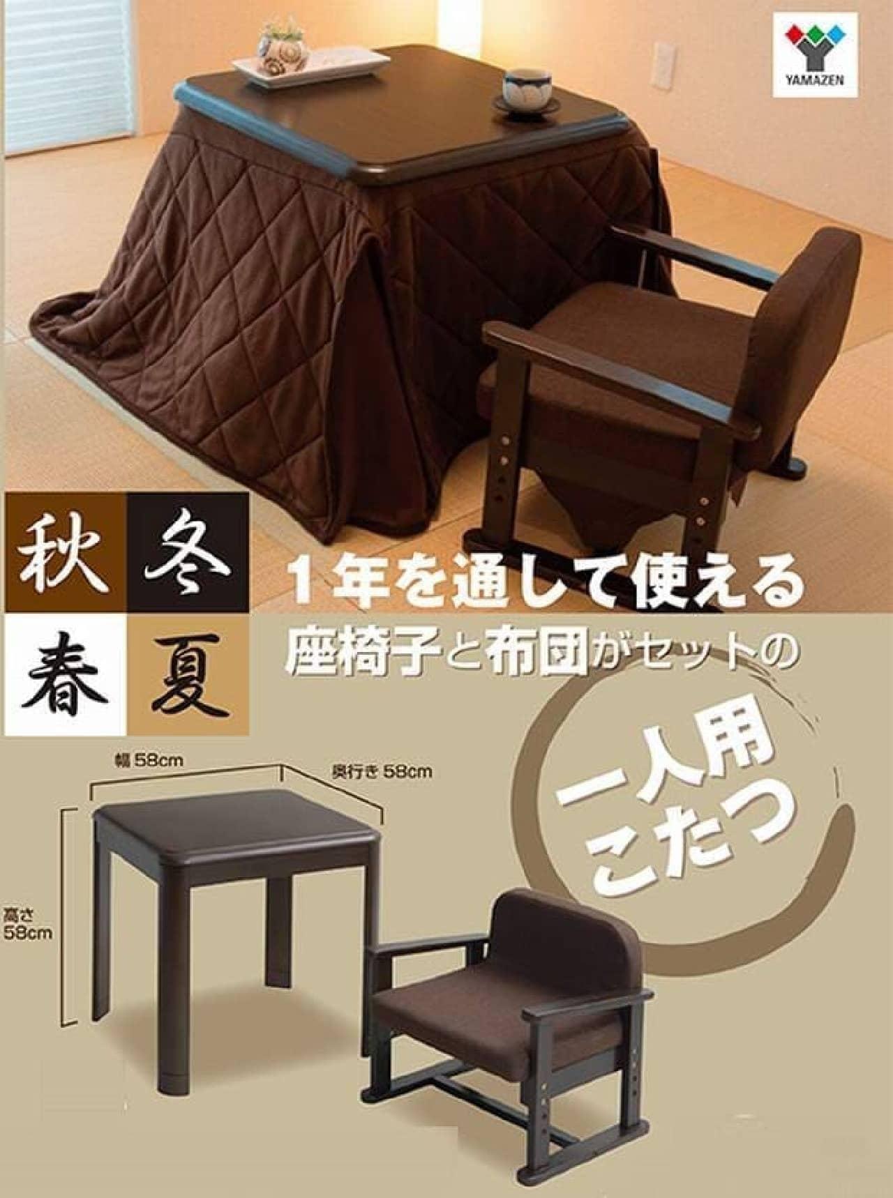椅子は、人間に留まるための防波堤?