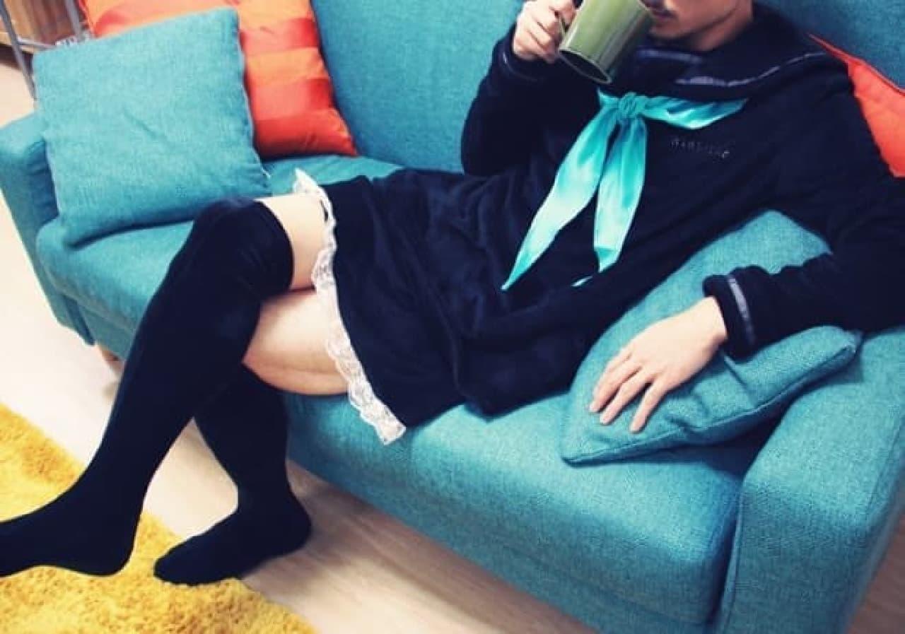 闇属性の人向けの「ブラック」  飲んでるコーヒーも「ブラック」  気分も、ちょっと荒みぎみ?