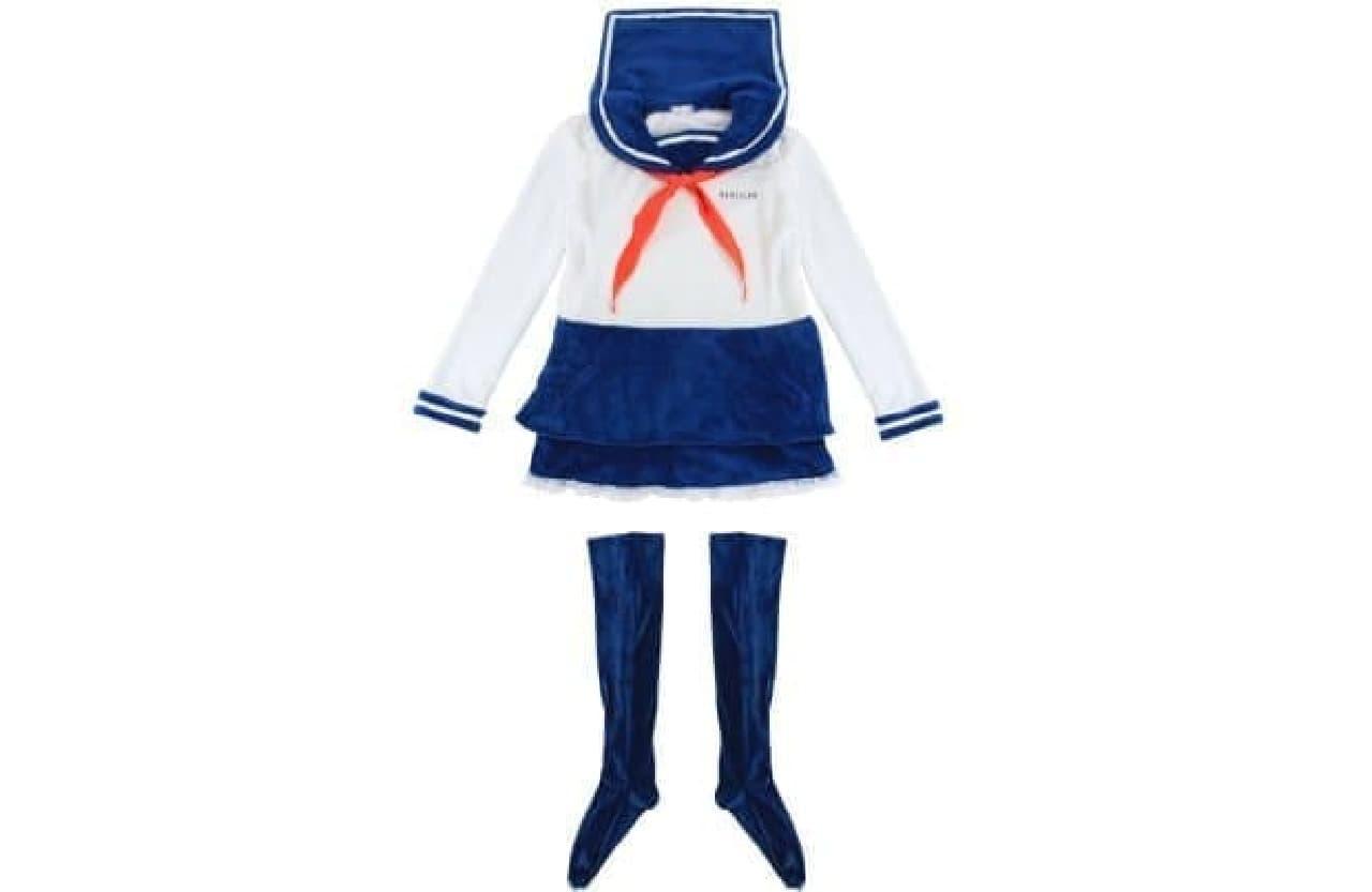 お部屋の中では『オトコの娘』  そんな願望を実現する男のためのセーラー服「ボクセラ」