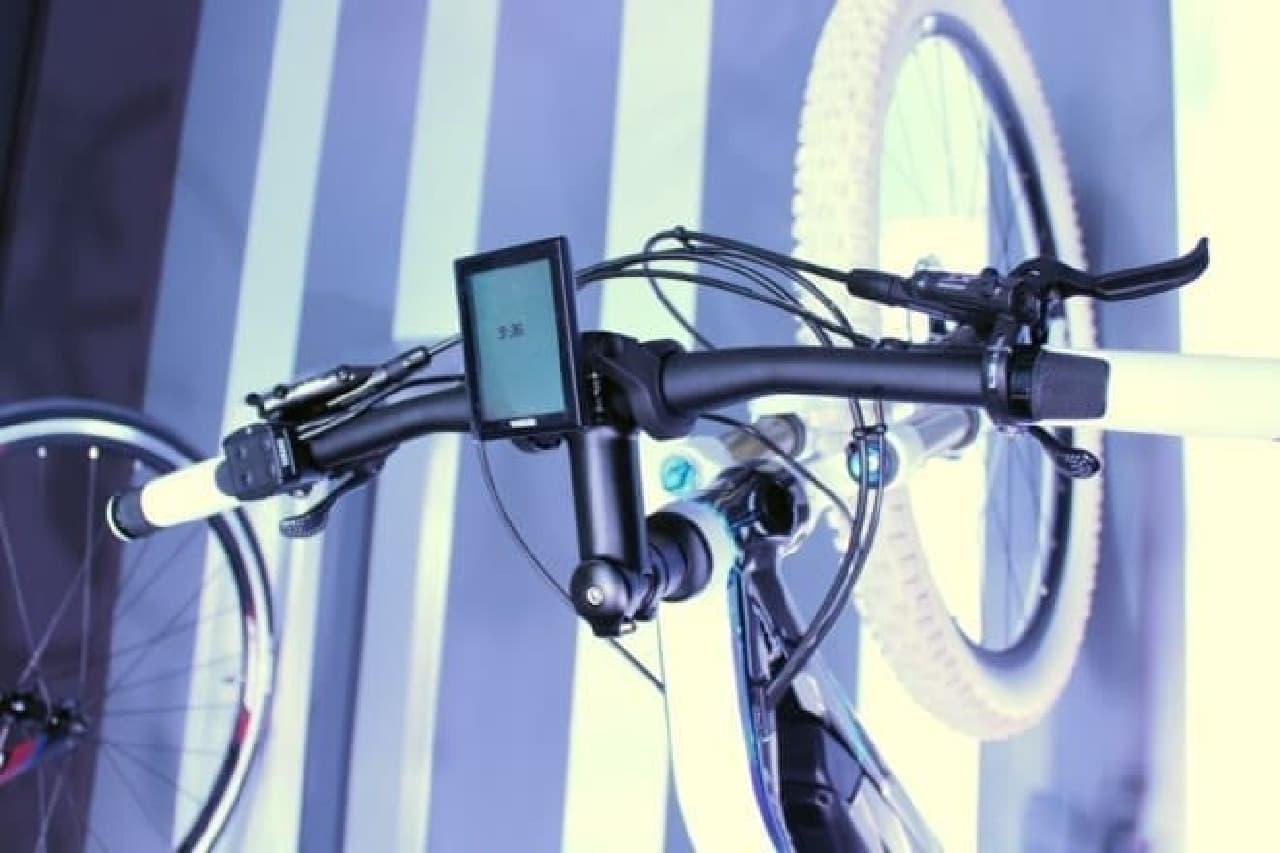 YPJ-MTB CONCEPTは、通勤利用が7割を想定して設計された電動アシスト