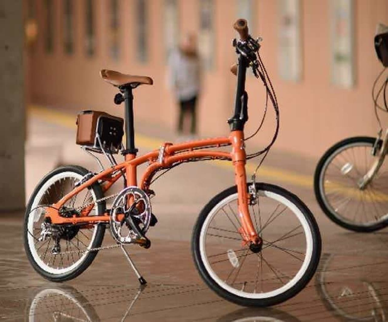 「DE01」シリーズのコンセプトは、「アシストに見えないアシスト自転車」