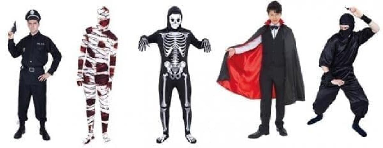 今年の仮装、もう決めた?