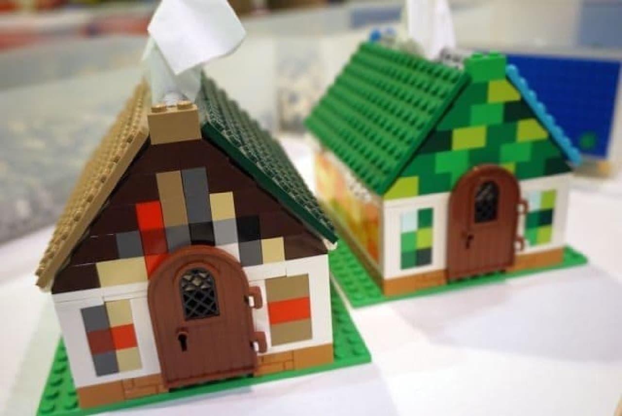 大人のレゴの遊び方
