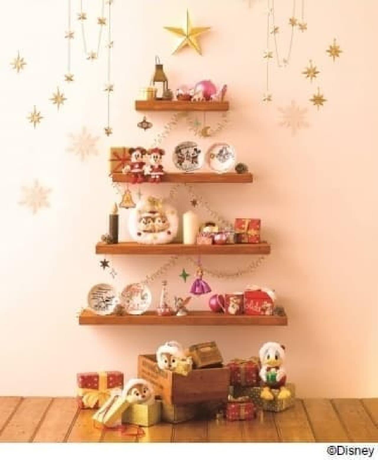 ミッキーたちと素敵なクリスマスを