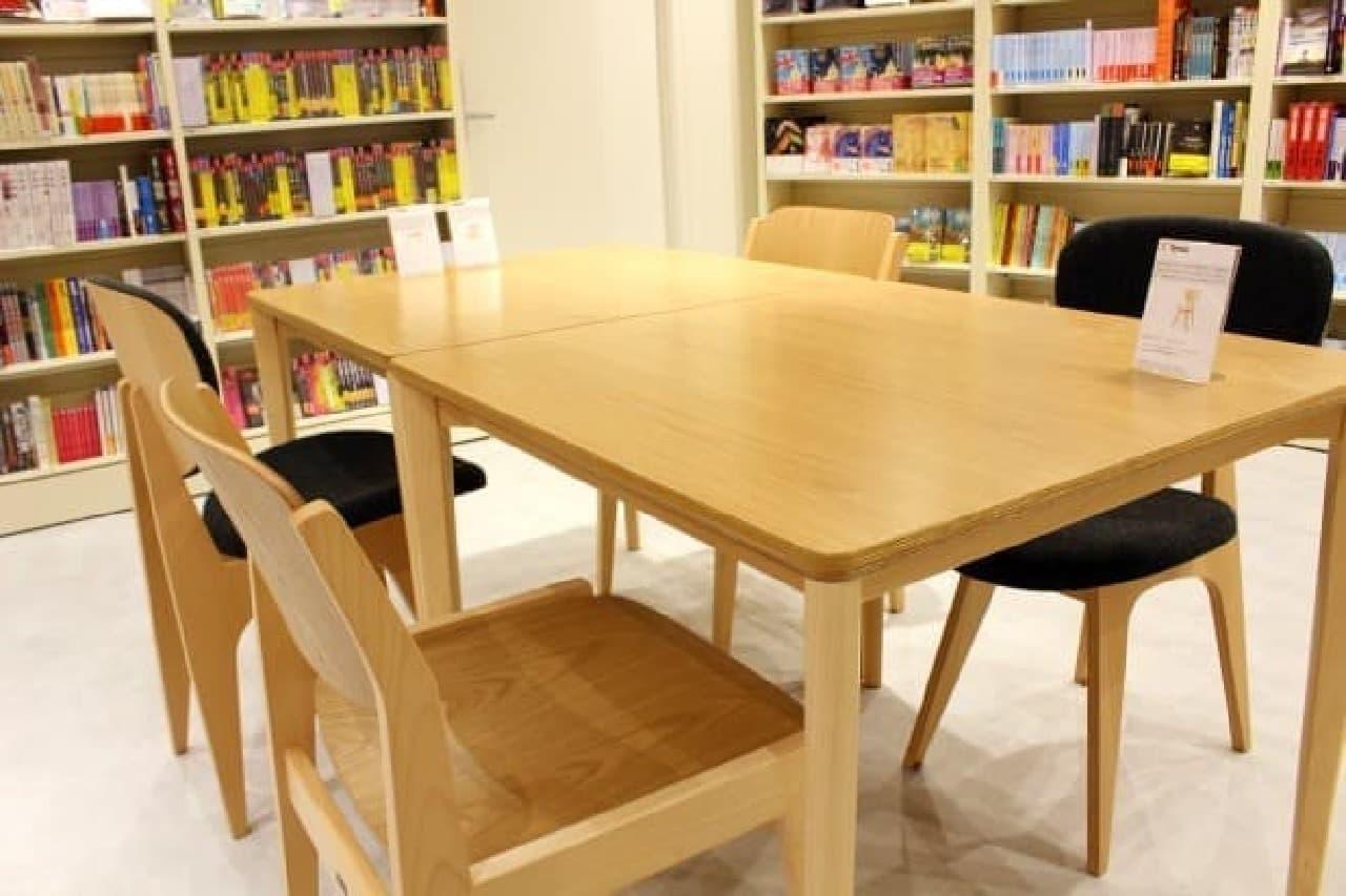 食事がしやすい椅子とリラックスできる椅子ってちょっと違いますよね
