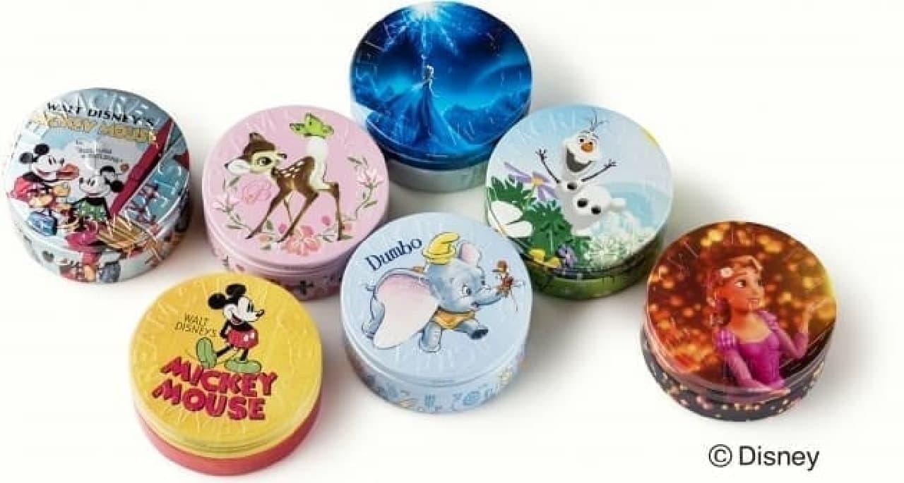 2015年ディズニー缶の豪華セット!