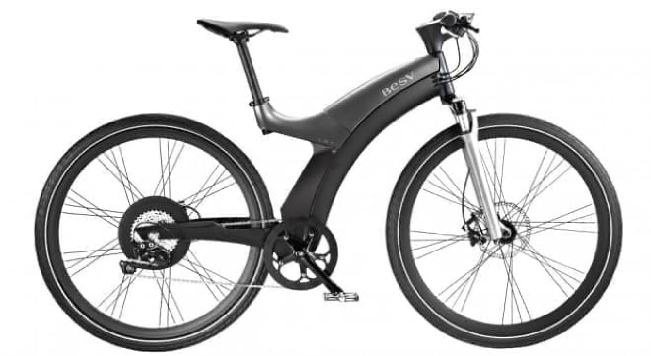 電動アシスト自転車「BESV LX1」販売開始