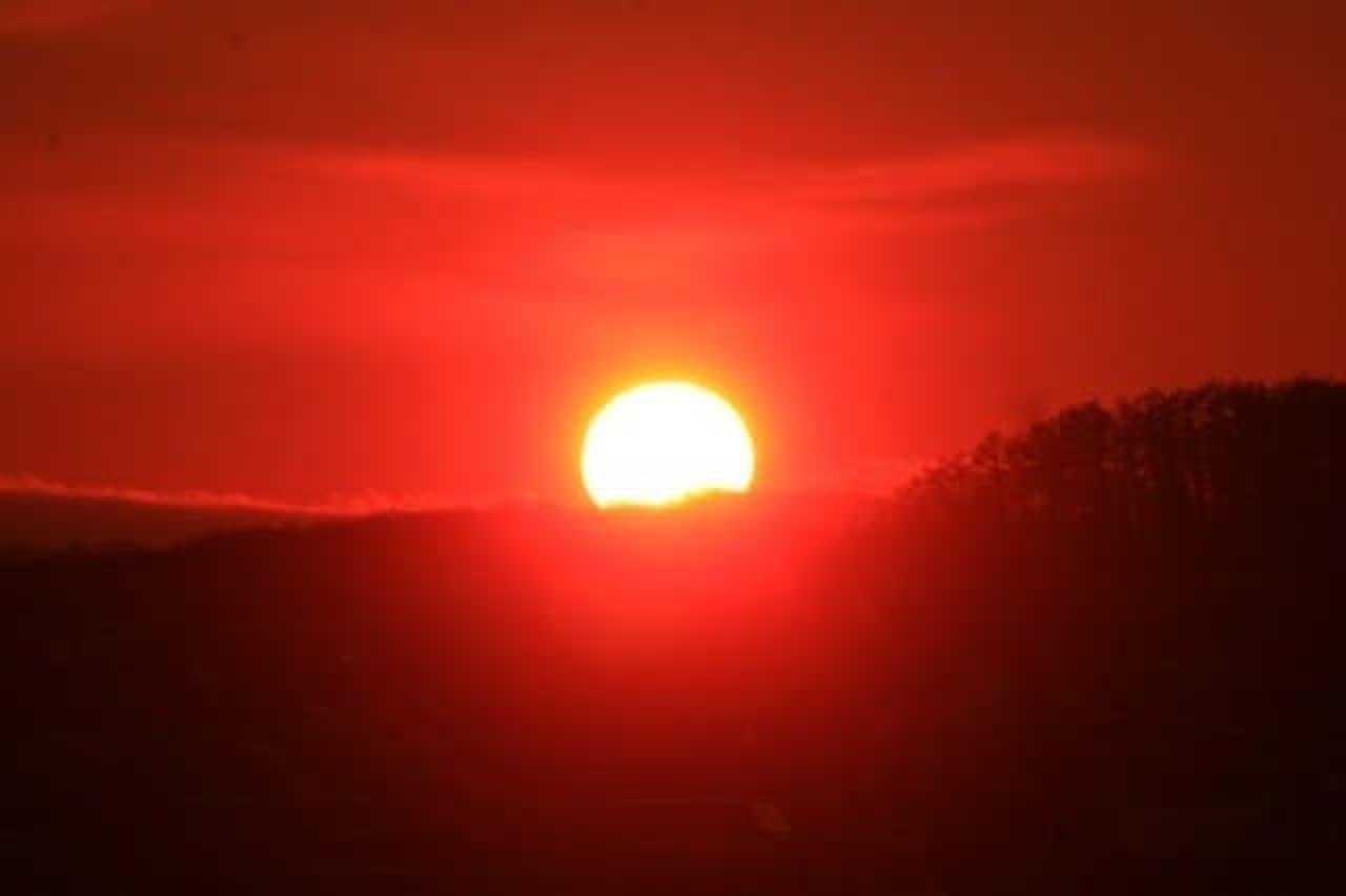 太平洋側の広範囲で初日の出を見ることができる?