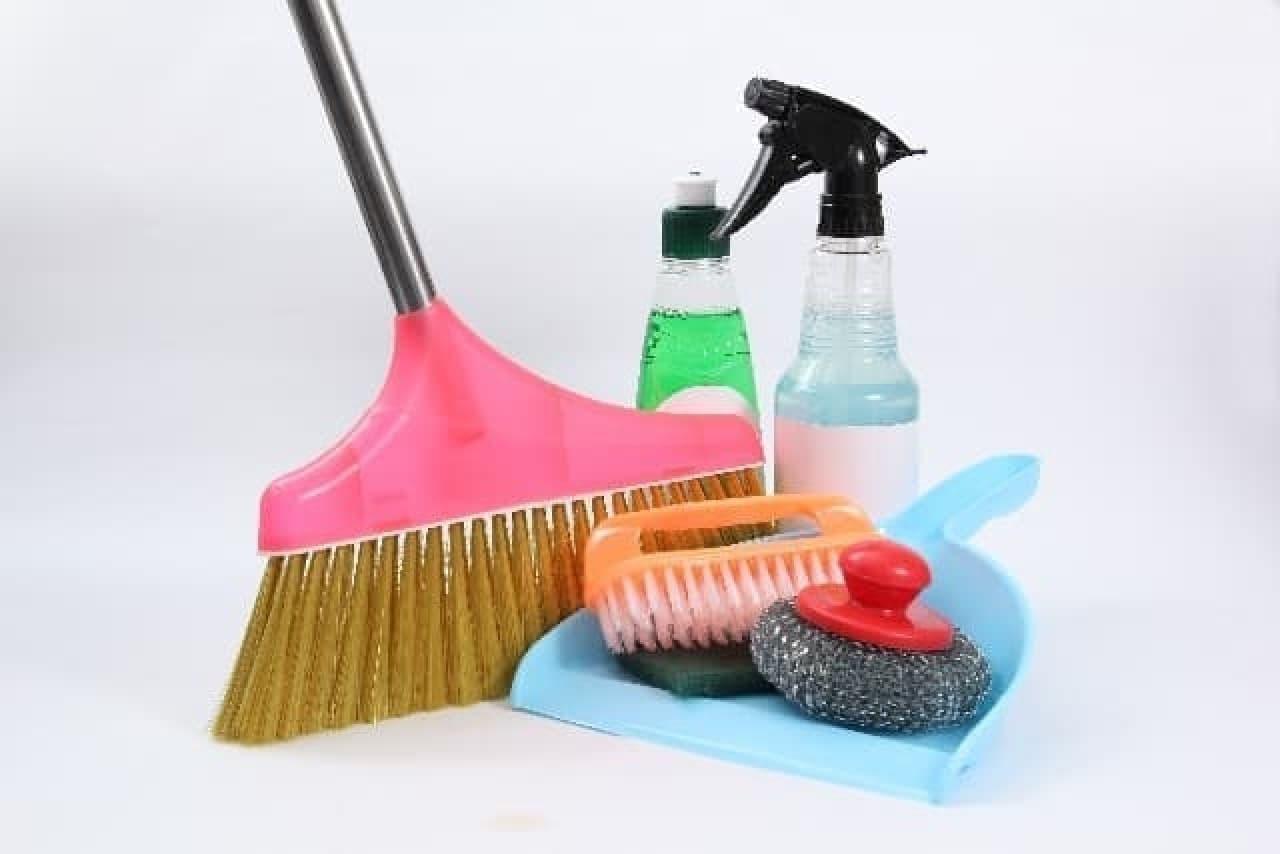 これから大掃除を始める人へ