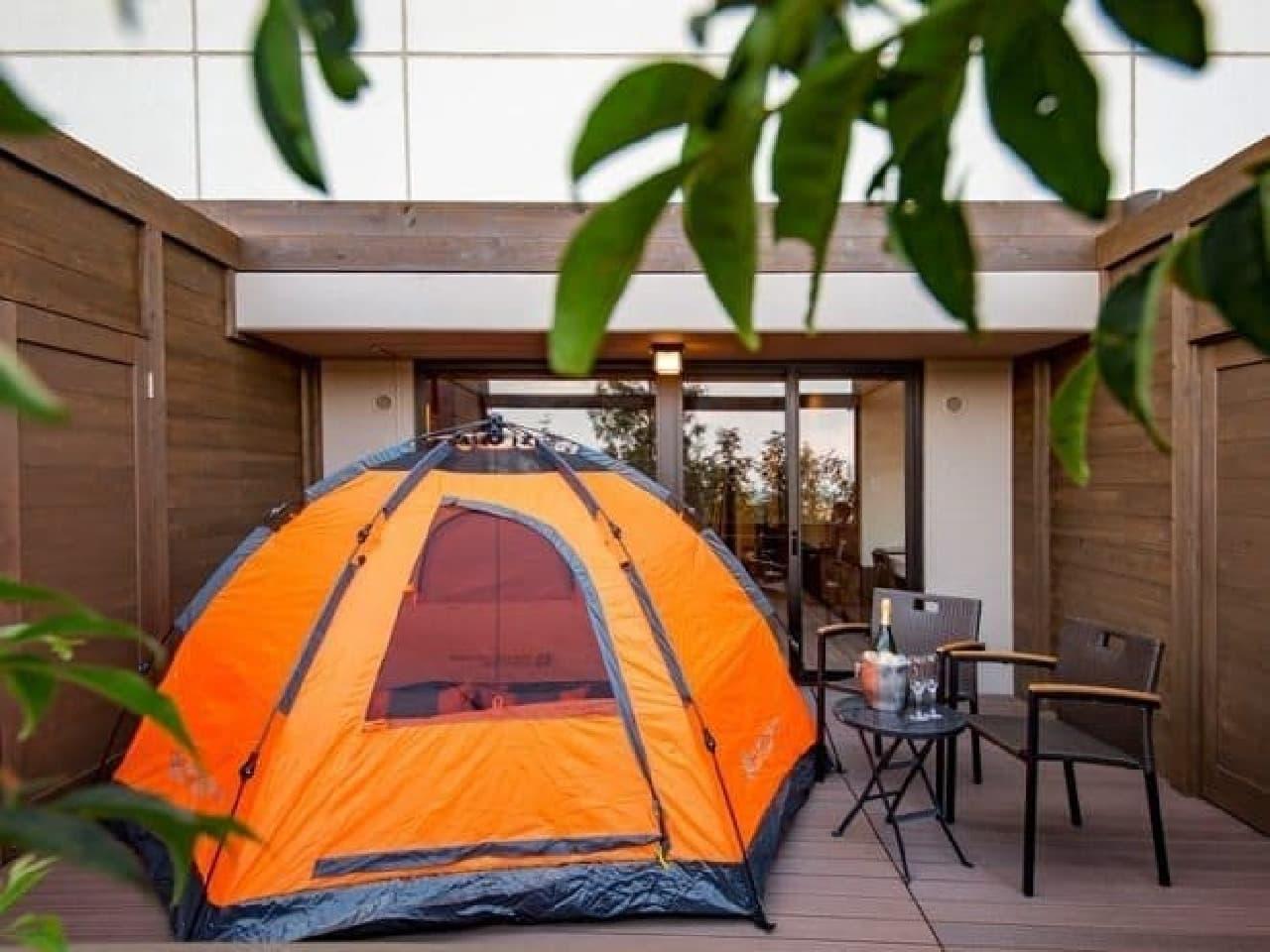 島原温泉 ホテル南風楼が女子会プランを提供スタート