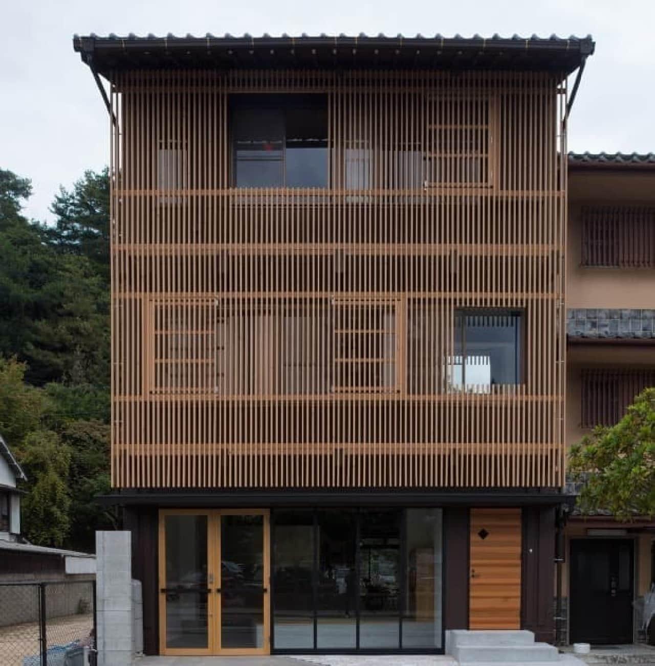 1泊3,000円で宮島に宿泊できる「鹿庭荘(かにわ そう)」オープン
