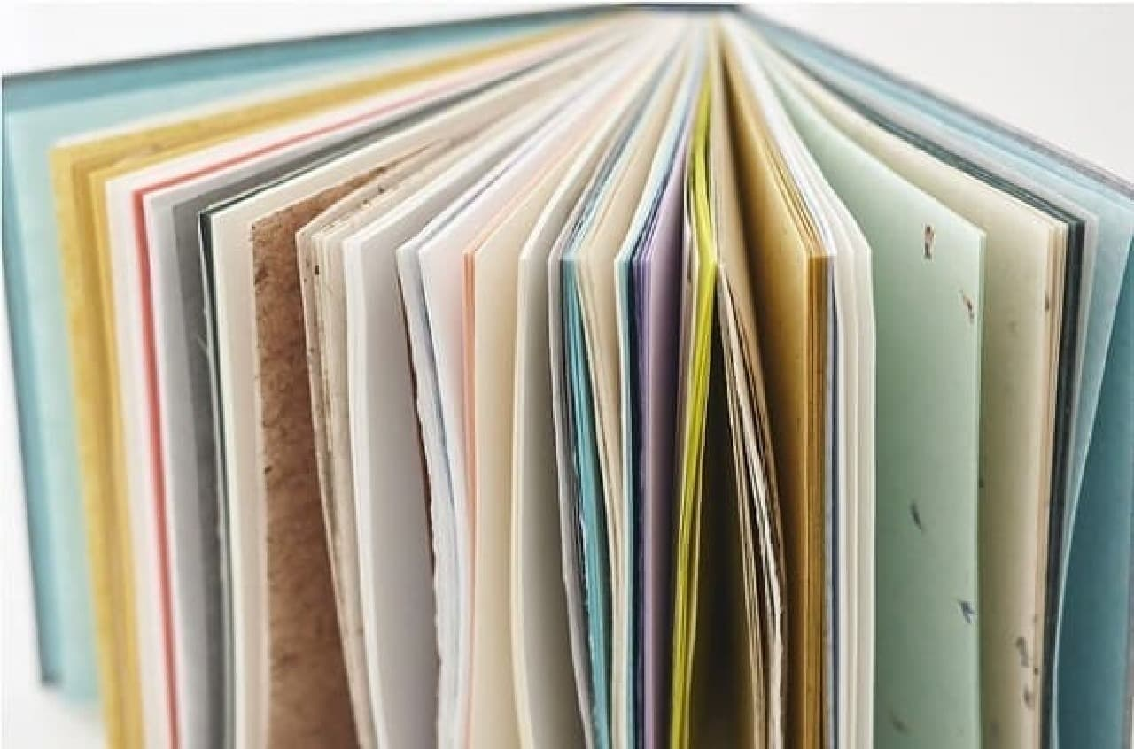 めくるめく和紙の世界