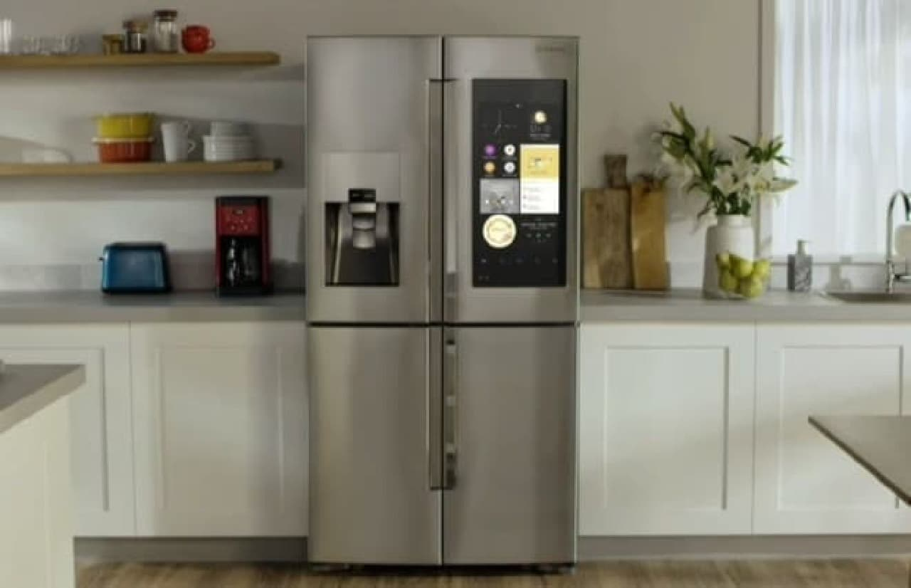 スマート冷蔵庫「Family Hub」