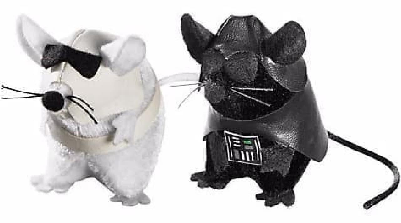 ネズミになった帝国軍