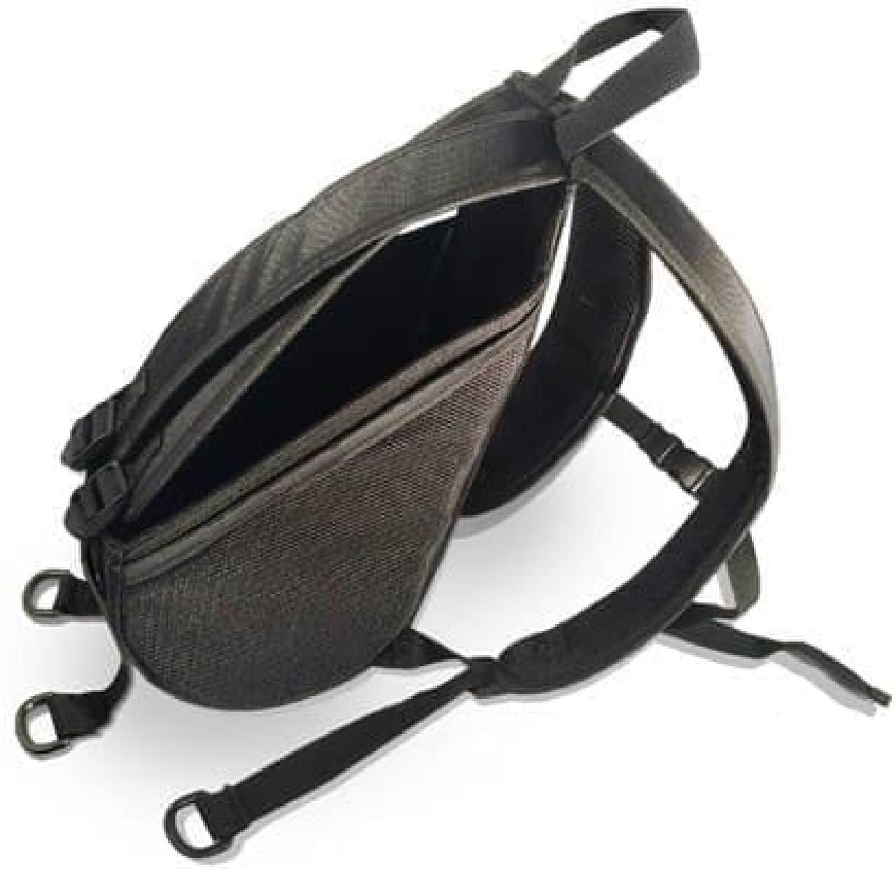 犬専用のバックパック「RUFFIT DOG CARRIER」