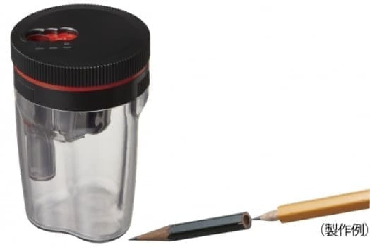 短くなった鉛筆をつないで使える「TSUNAGO」
