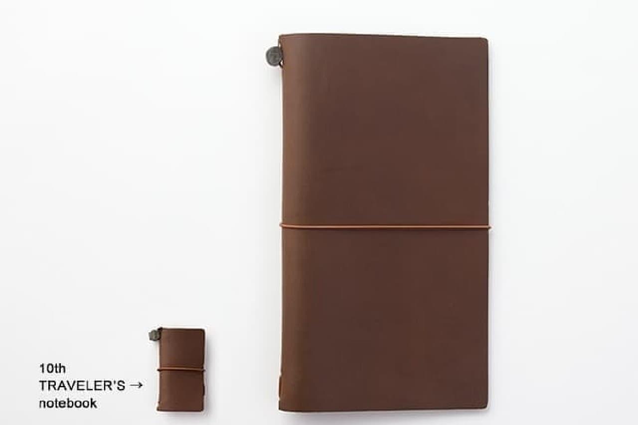 手のひらサイズのノート  レギュラーサイズと比べてもすごくちっちゃい!
